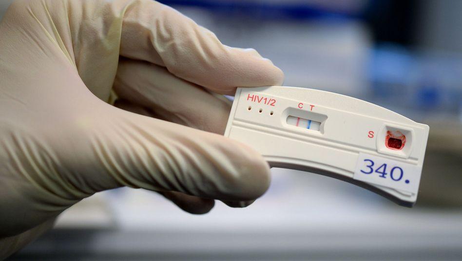 HIV-Schnelltest