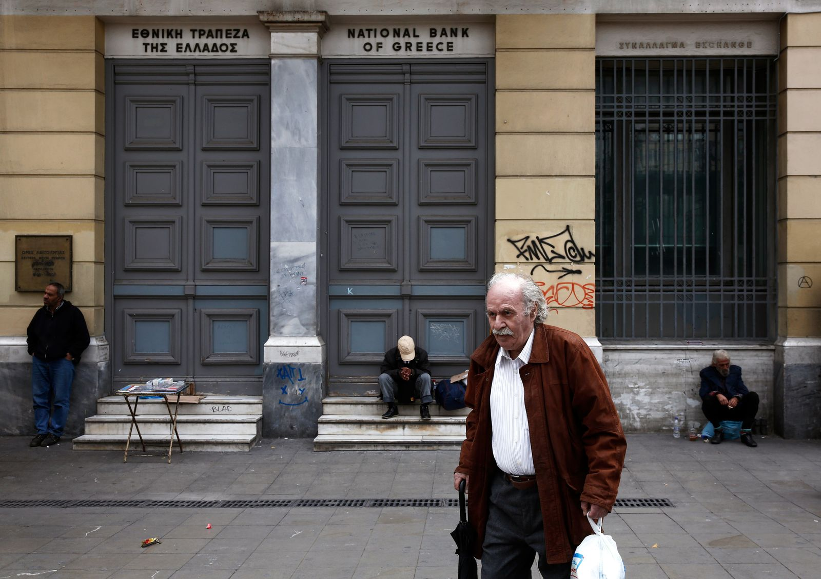 Griechenland / Finanzkrise / Bank of Greece