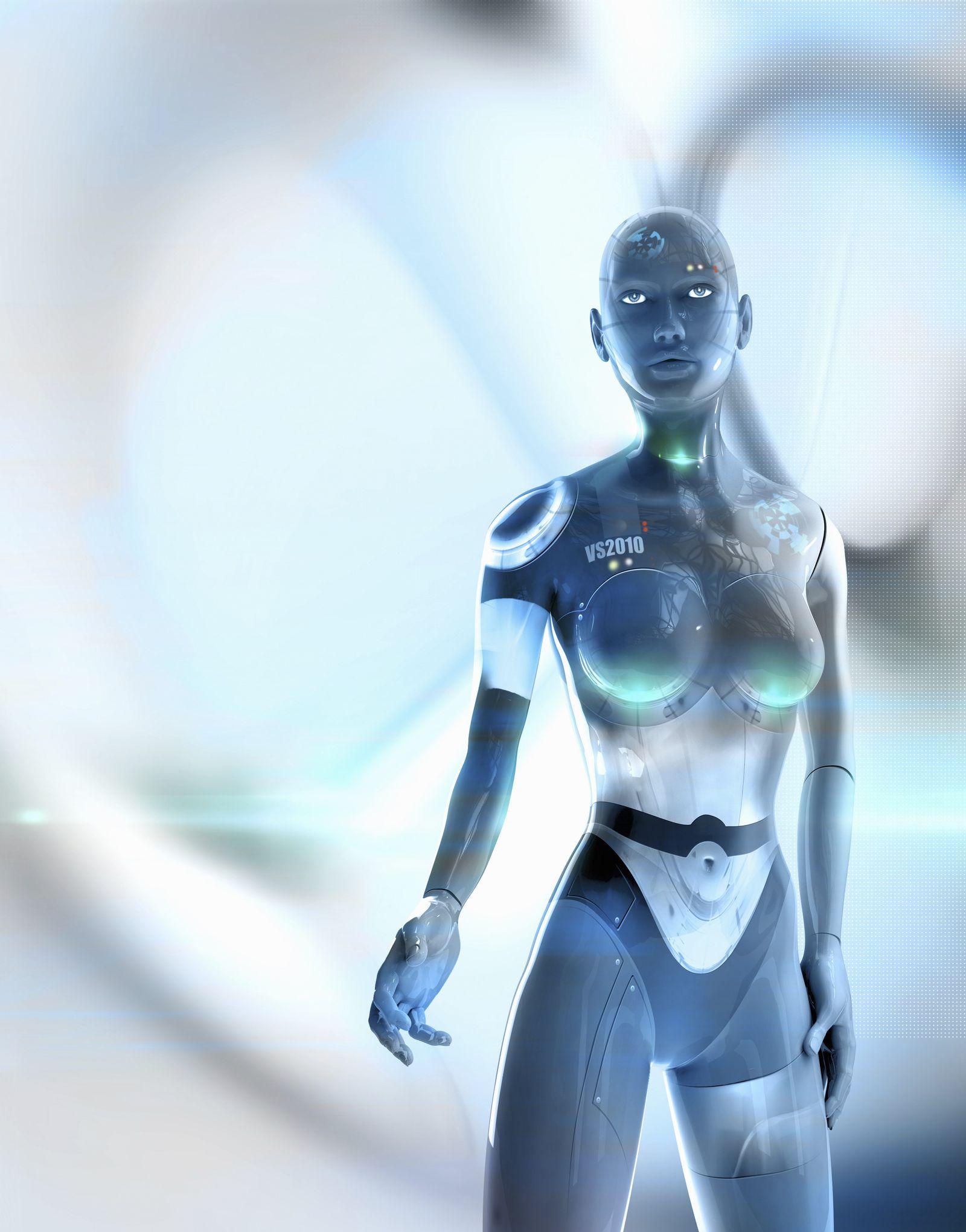 NICHT MEHR VERWENDEN! - Künstliche Intelligenz/ Roboter