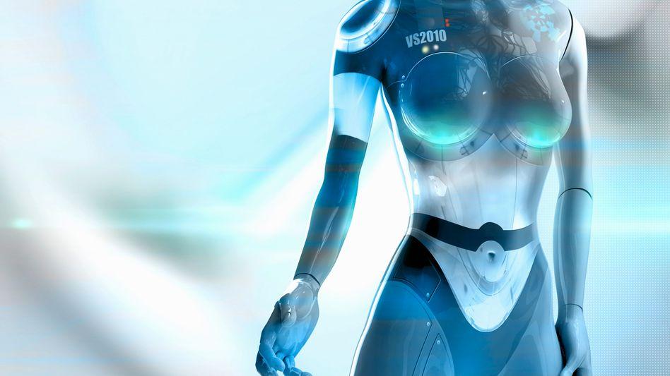 Roboter (Symbolbild)