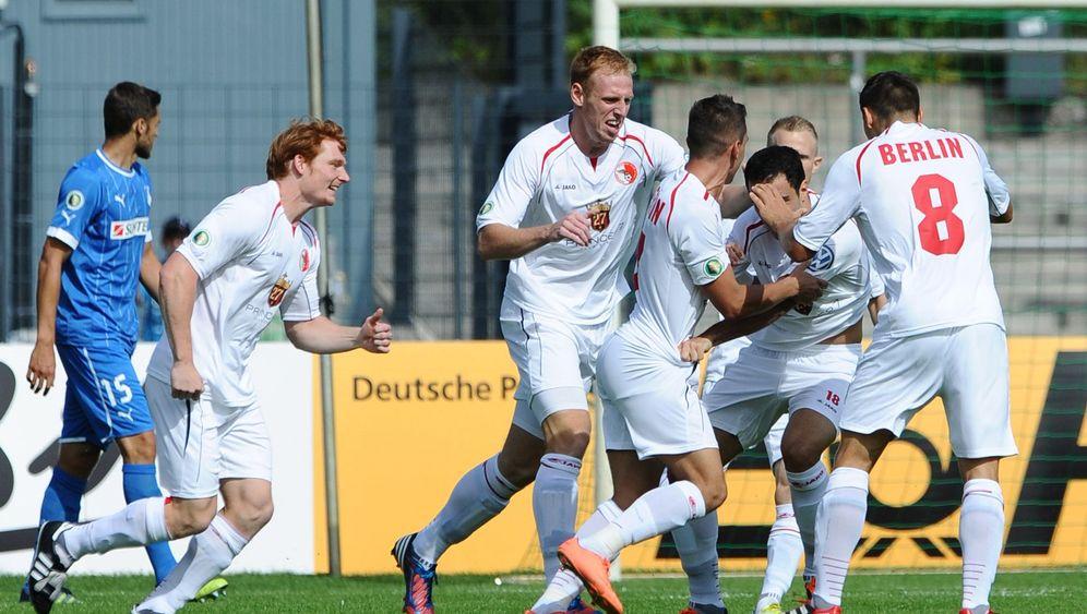 DFB-Pokal: Hoffenheim geht in Berlin unter