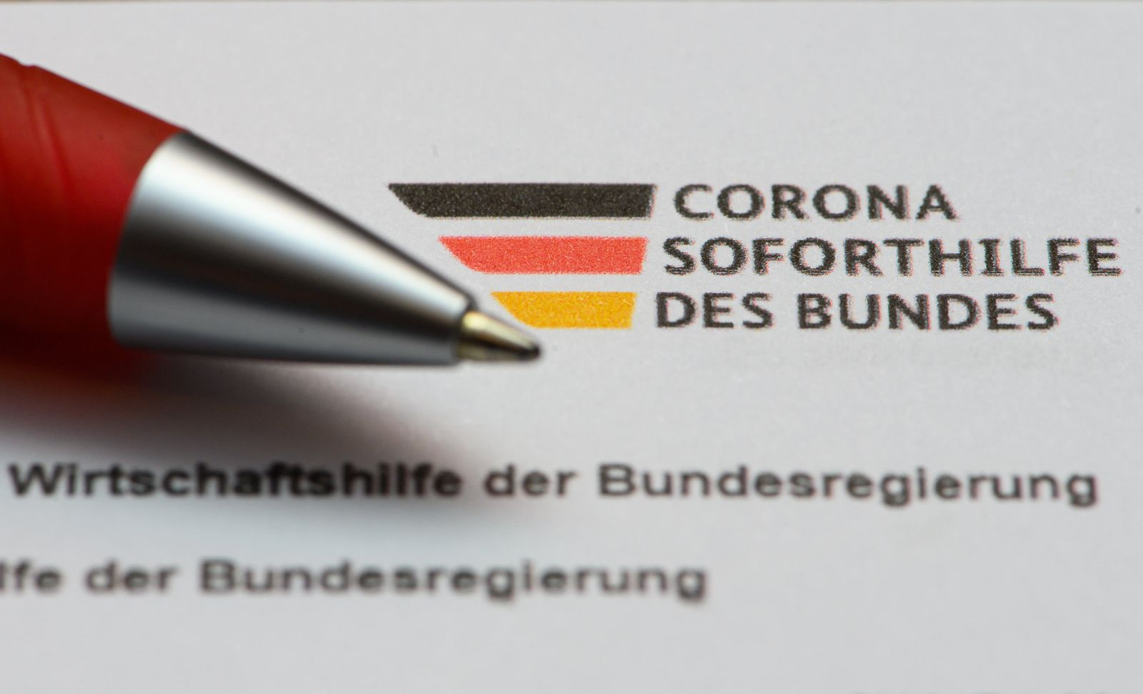 Corona-Soforthilfen