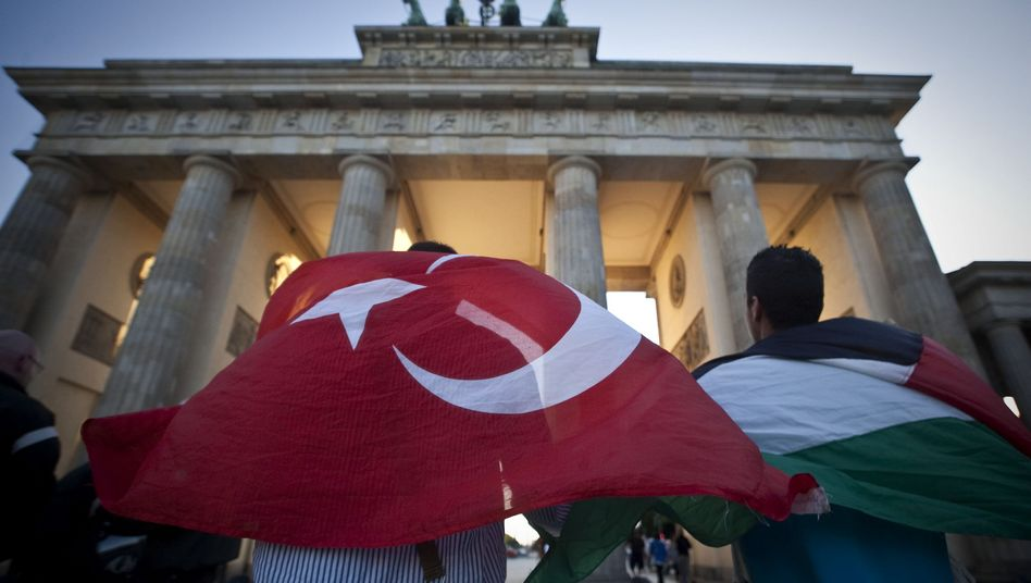 A new study has found that not all Muslims feel comfortable in Germany.