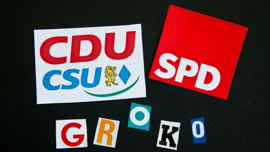 """Wort des Jahres """"GroKo"""": Mehrheit rechnet mit Zustimmung der SPD-Basis"""