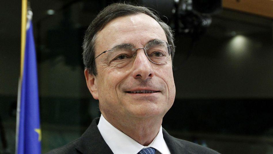 Neuer EZB-Chef Draghi: Über jeden Makel erhaben