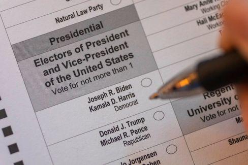 Stimmzettel in Michigan: Nicht jede Stimme zählt gleich viel