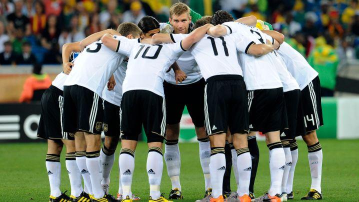 Best of deutsche WM: Von Australien bis Uruguay