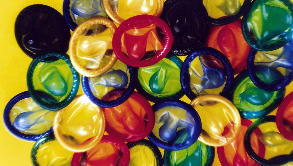 """Kondome: Schreiben Sie auf keinen Fall groß, mittel und extraklein drauf"""""""