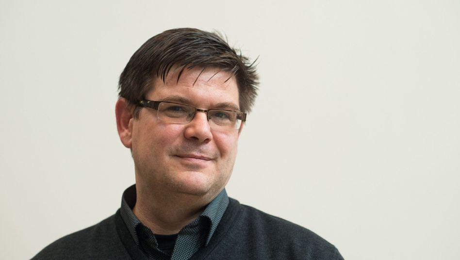 Baustaatssekretär Andrej Holm