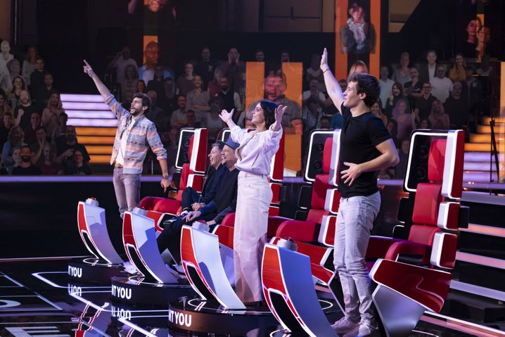 »Voice Kids«-Jury