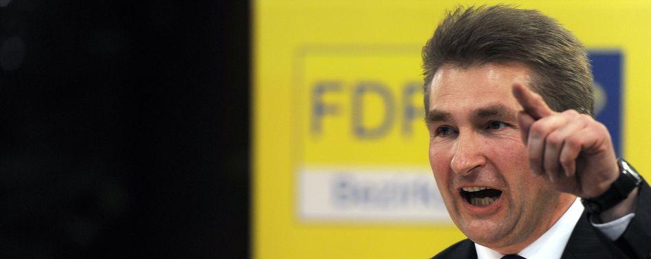"""FDP-Politiker Andreas Pinkwart: """"Zu Gegenleistungen bereit sein"""""""
