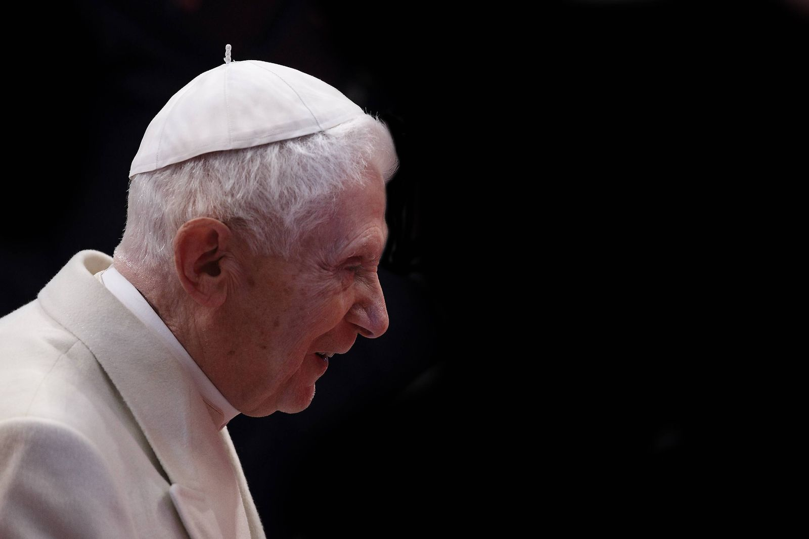 Feb 14, 2015 - Vatican City State (Holy See) - POPE FRANCIS during the Ordinary Public Concistory for the creation of n