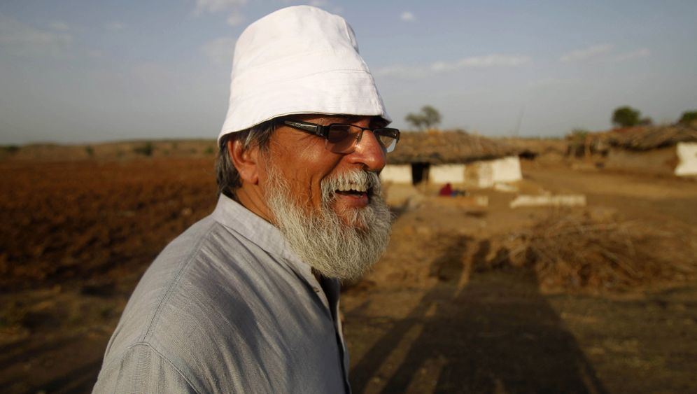 Indischer Professor auf Geniesuche: Not macht erfinderisch