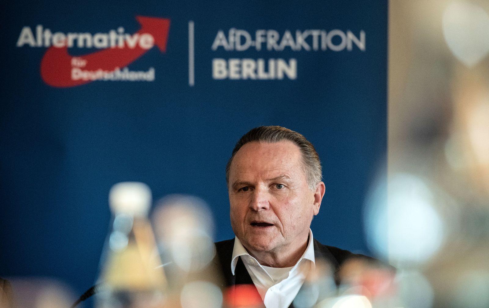 Landgericht Berlin lehnt Eilantrag der AfD ab