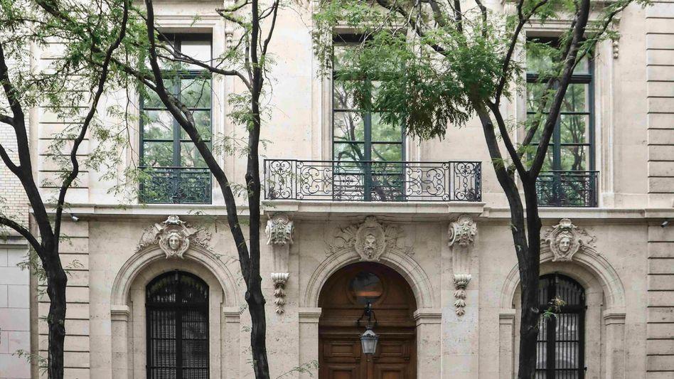 Residenz des toten Sexualverbrechers Epstein in New York