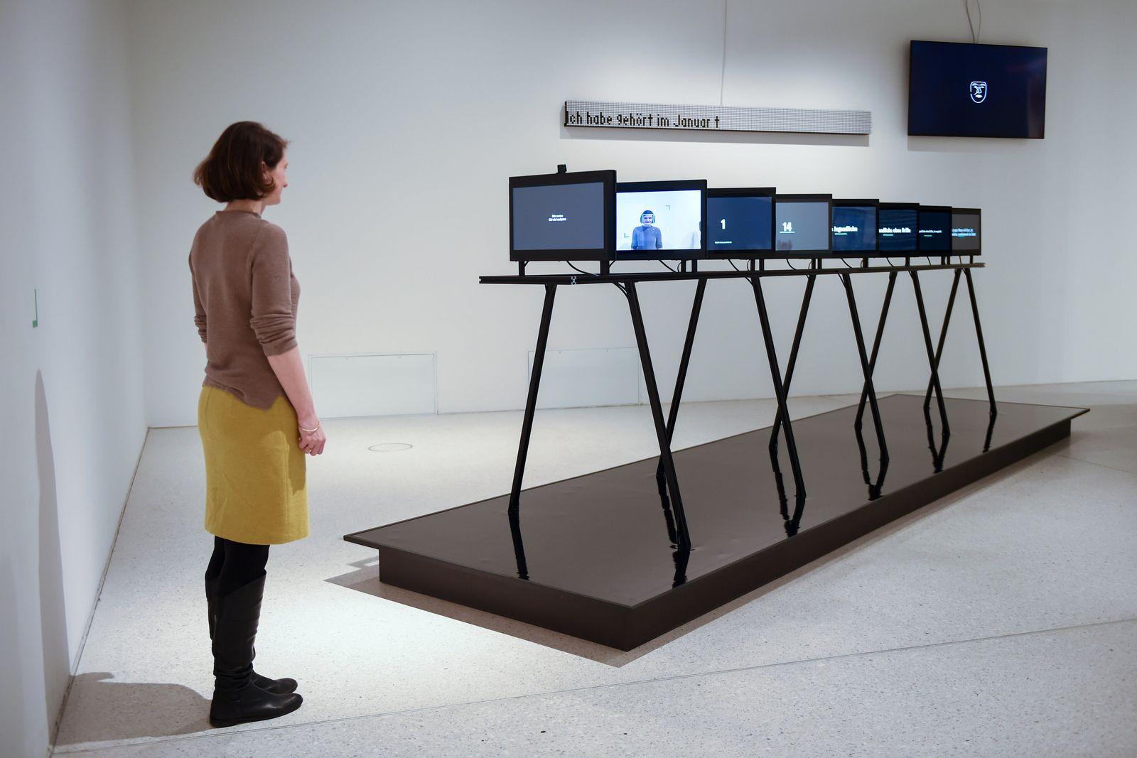 Ausstellung «HörenSAGEN»