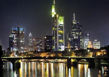 Bankenviertel in Frankfurt: Die BaFin sieht keinen Anlass zu Sonderprüfungen