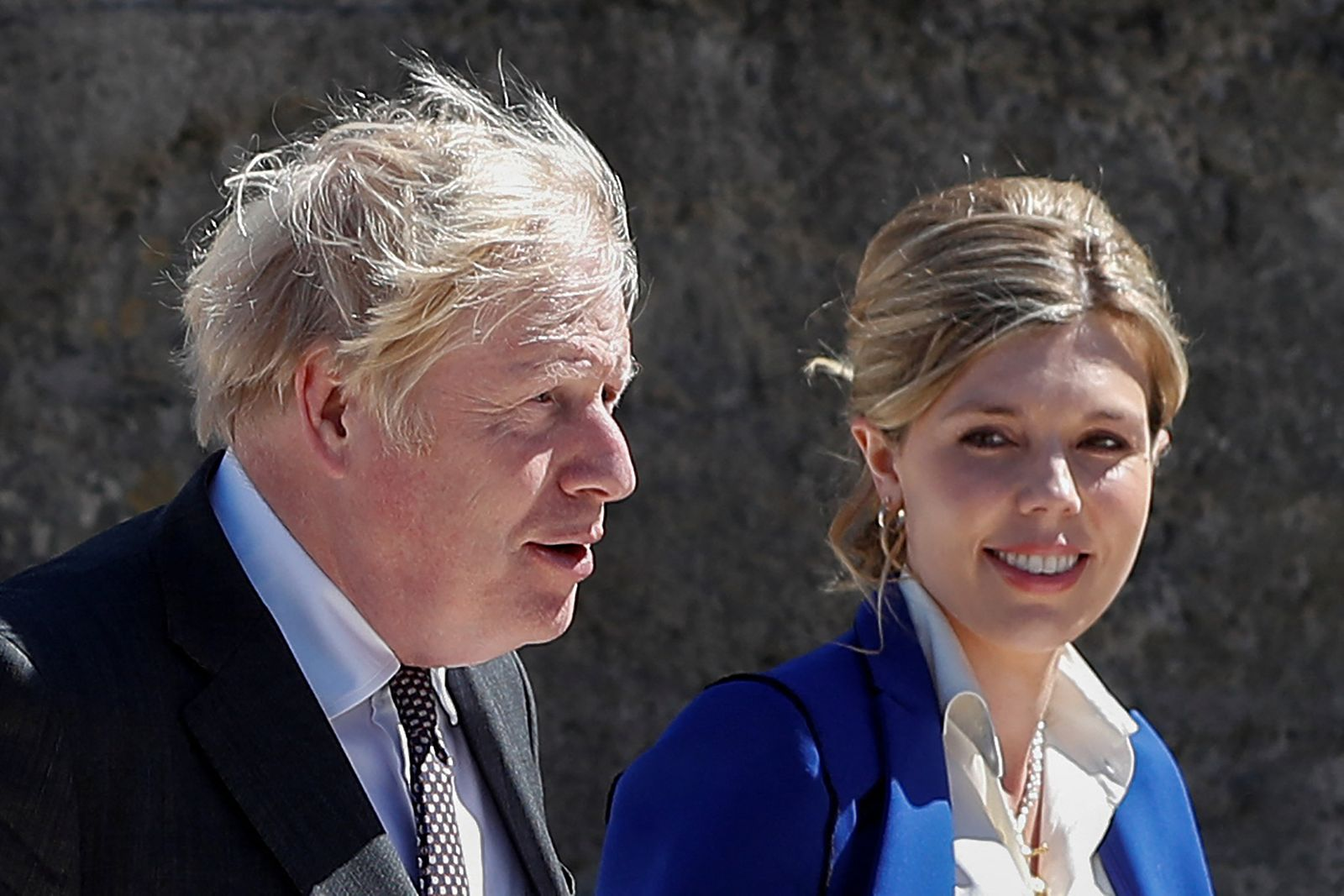 FILES-BRITAIN-POLITICS-BORIS-CARRIE