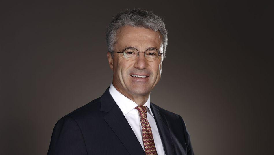 Verhaftet: Wölbern-Chef Heinrich Maria Schulte wird Untreue vorgeworfen