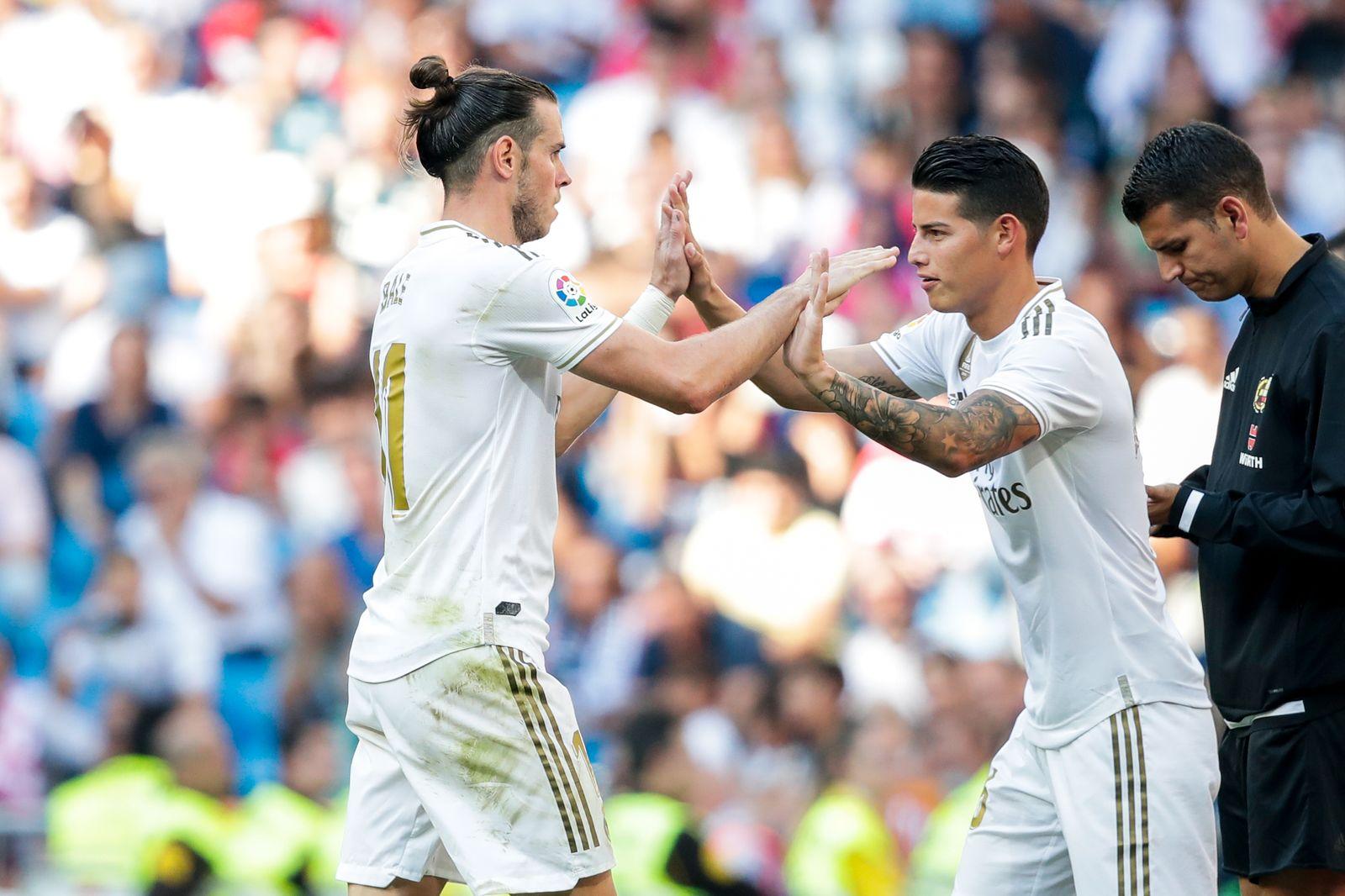 Real Madrid v Granada - La Liga Santander
