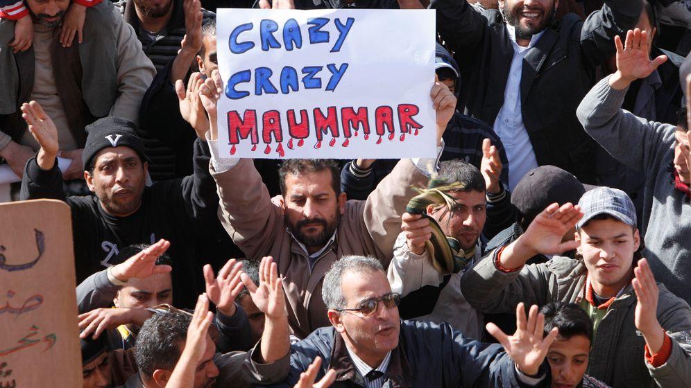 Unruhen: Flucht aus Libyen