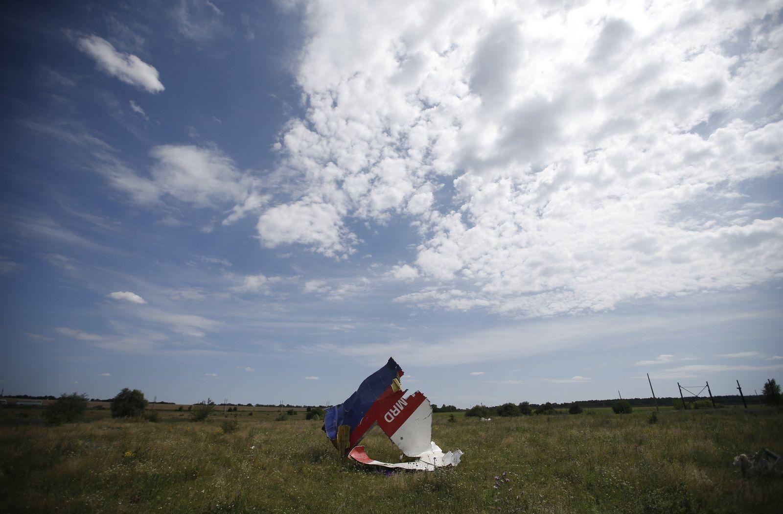 MH17 / Wrack-Teil