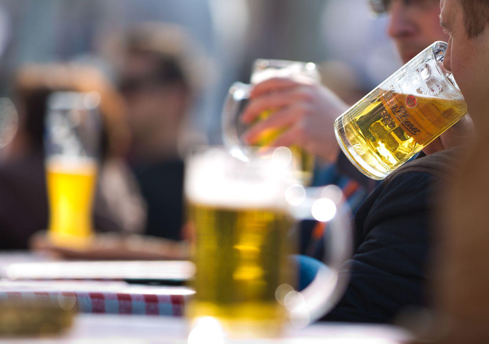 Bier WHO Bericht