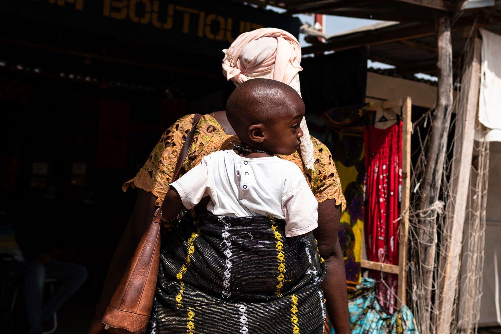 Daily Life In Dakar, Senegal
