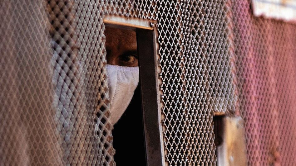 Ladenbesitzer in Soweto, Südafrika: Kampf gegen Menschheitsfeinde