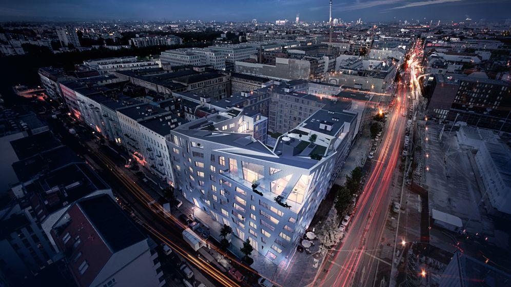 Libeskind-Bauten: Wolkenkratzer und Wohnskulpturen