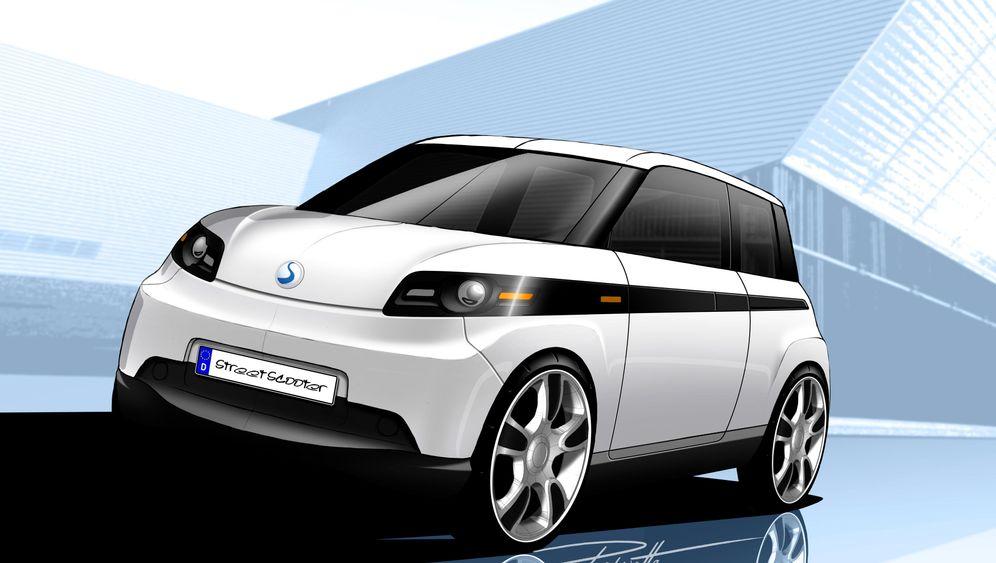 Elektro-Projekt: Stadtauto zum Kampfpreis