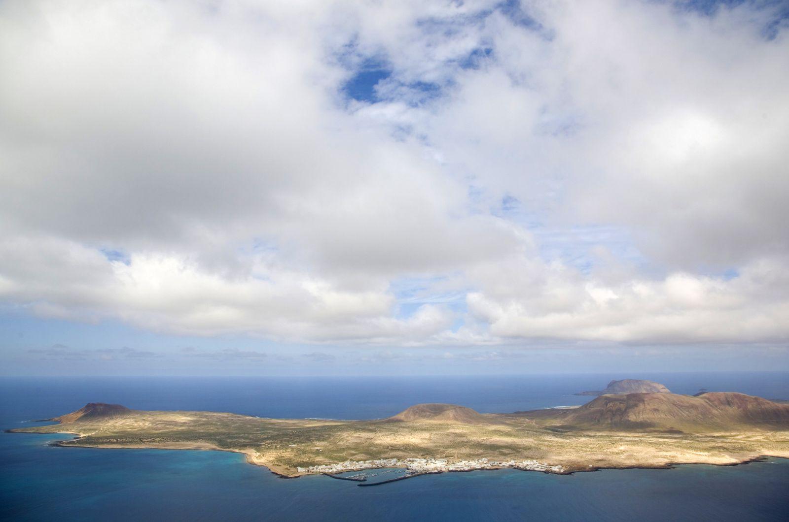 NICHT MEHR VERWENDEN! - Isla Graciosa/ Lanzarote/ Kanaren