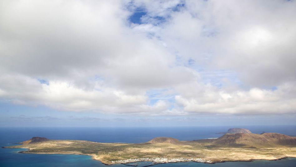 Bedrohte Schönheit: Vor der Küste Lanzarotes dürfen Konzerne bald in die Tiefe bohren - zunächst aber nur Proben nehmen