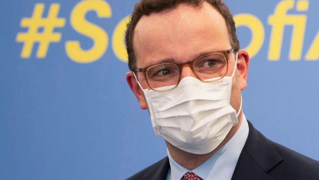 Jens Spahn: «Wer geimpft ist, kann ohne weiteren Test ins Geschäft«