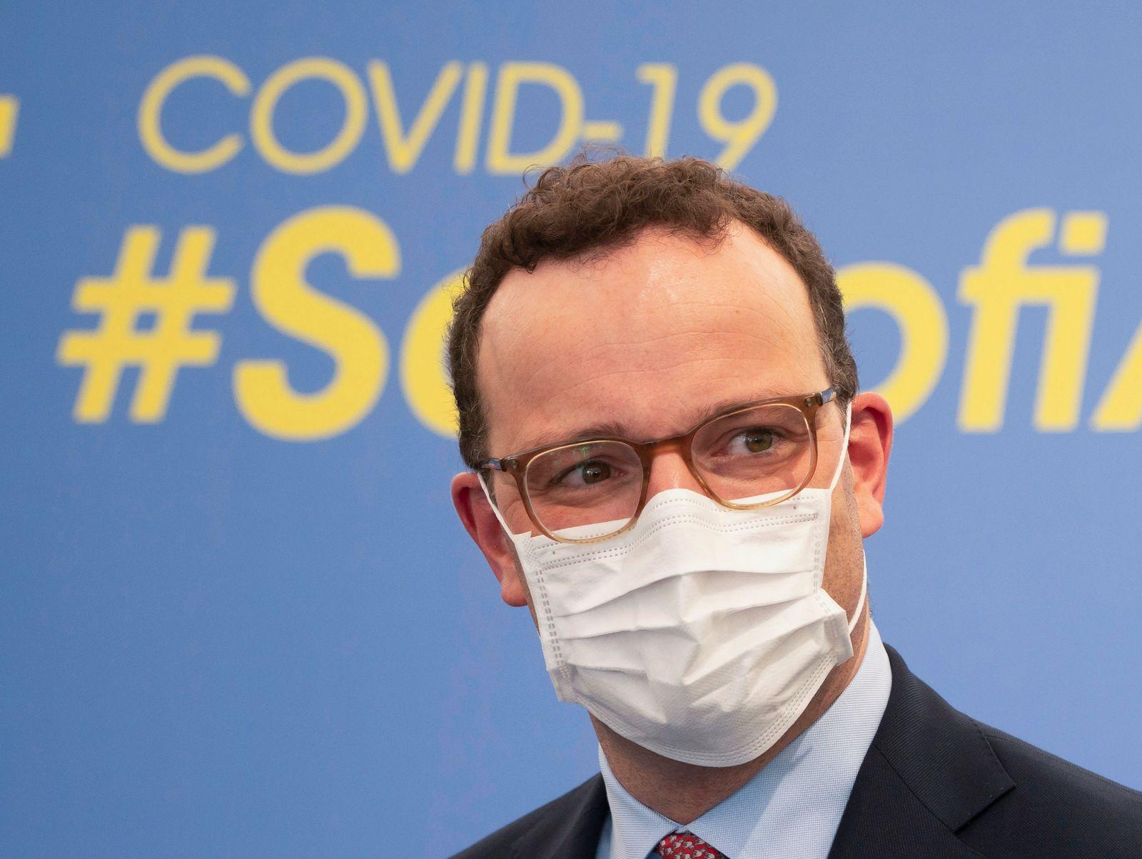 Abfüllanlage für künftigen Impfstoff gegen Covid-19 bei Sanofi