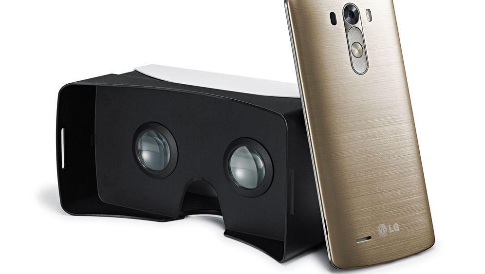 Virtual Reality: Die VR-Brille für das LG G3