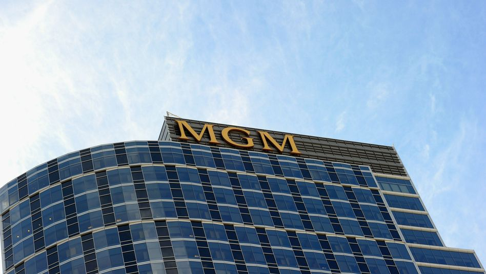 MGM-Tower in Los Angeles: