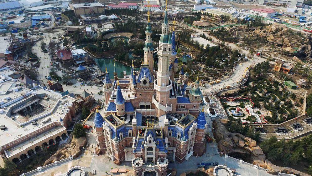 Disneyland in China: Micky und der böse Wolf