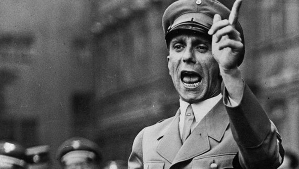 Goebbels Wollt Ihr Den Totalen Krieg