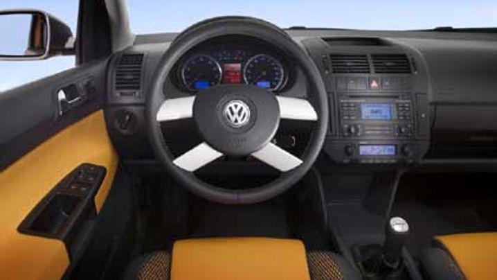 VW Cross Polo: Zieh' bitte die Gummistiefel an!