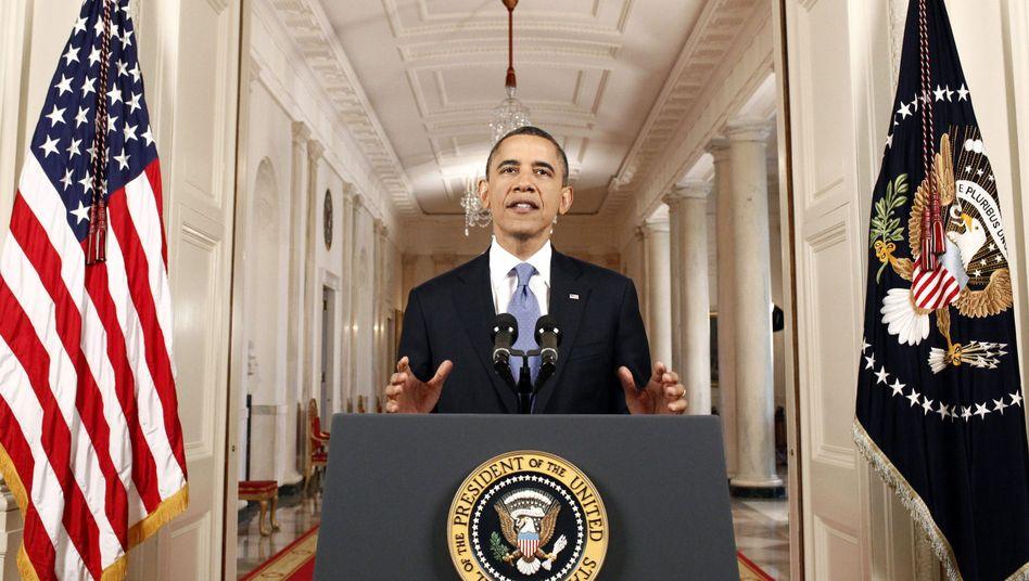 US-Gesundheitsreform: Richter retten Obamas Prestigeprojekt