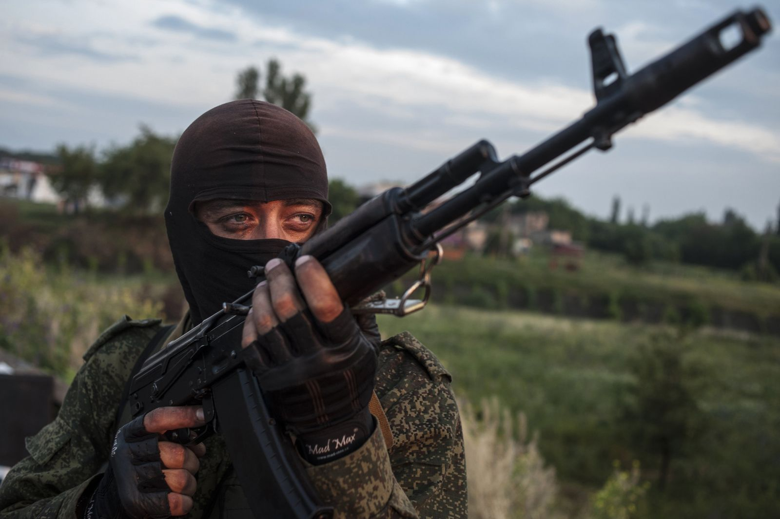 Ukraine/Luhansk