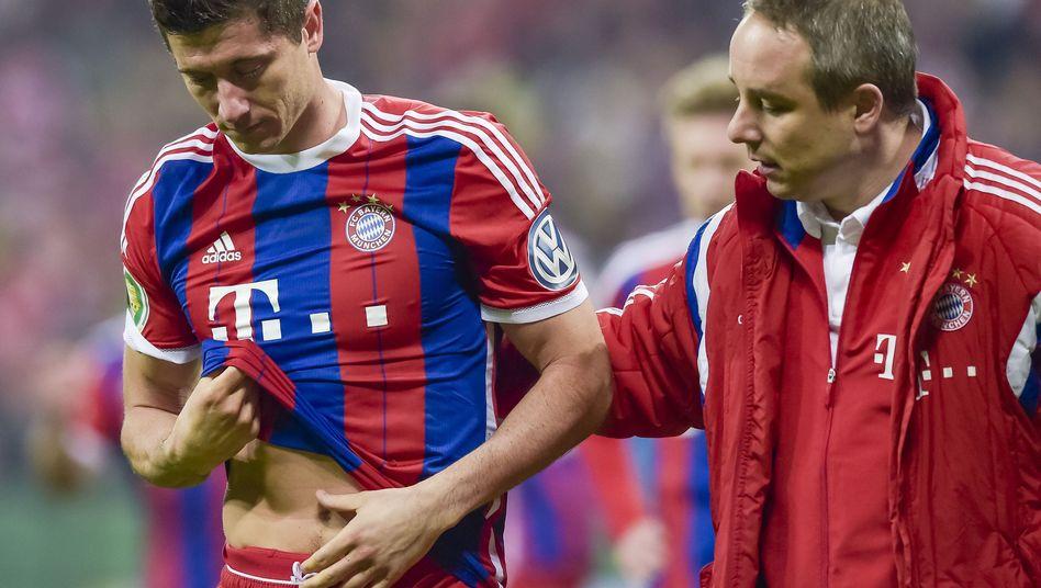 Hoffnungsträger Lewandowski: Bereit für Barcelona?