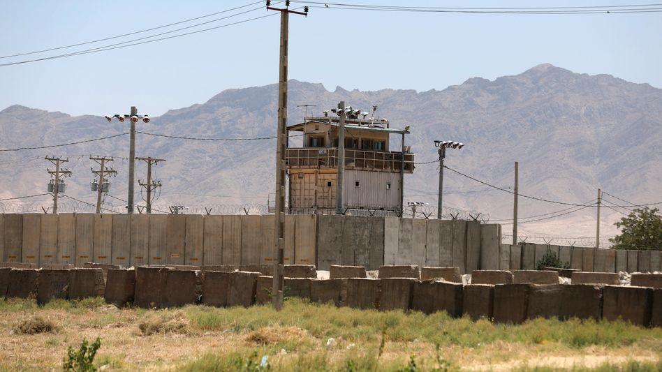 Militärstützpunkt Bagram (Archivaufnahme)
