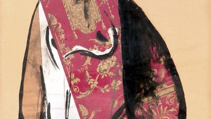 Picasso-Werk »Porträt einer Frau«, 1928