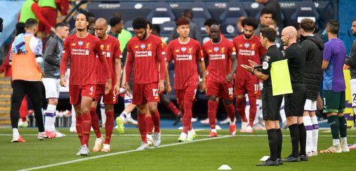 Manchester City steht für FC Liverpool Spalier - und fertigt es dann ab