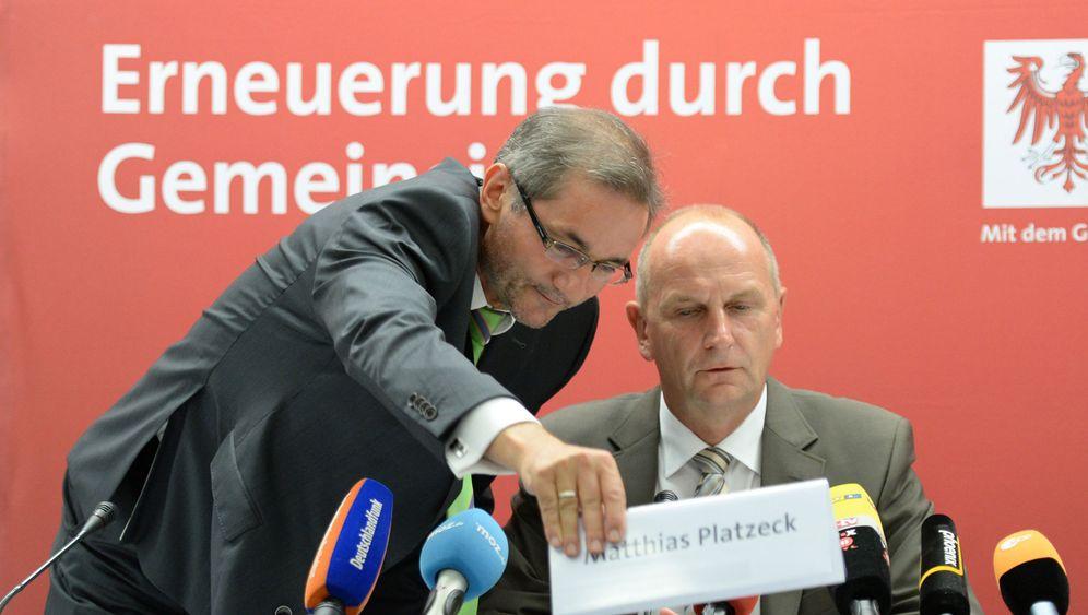 Matthias Platzeck: Vom Deichgrafen zum Landesvater