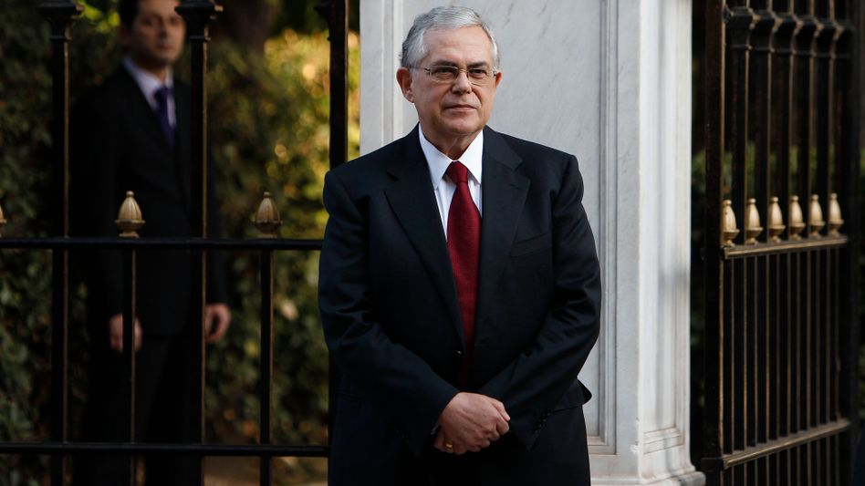 Griechenlands neuer Premier Papademos: Ökonom mit tadellosem Ruf
