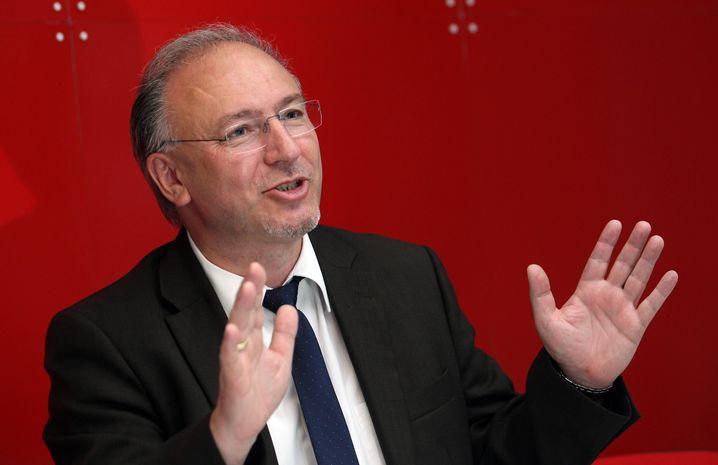 Ralf Hauboldt, Bürgermeister von Sömmerda (Die Linke)