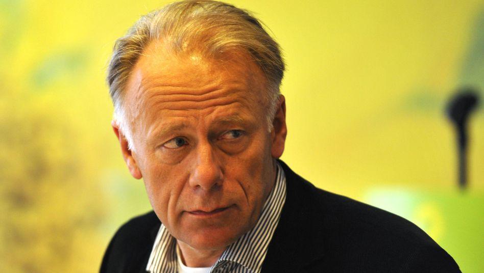 Grünen-Fraktionschef Trittin: Teilnahme an Bilderberg-Konferenz wirft Fragen auf
